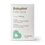 Babyplan Folic Acid
