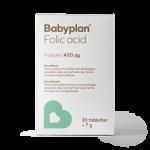 Babyplan Folic Acid